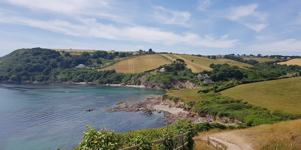 explore the south west coast path this Autumn