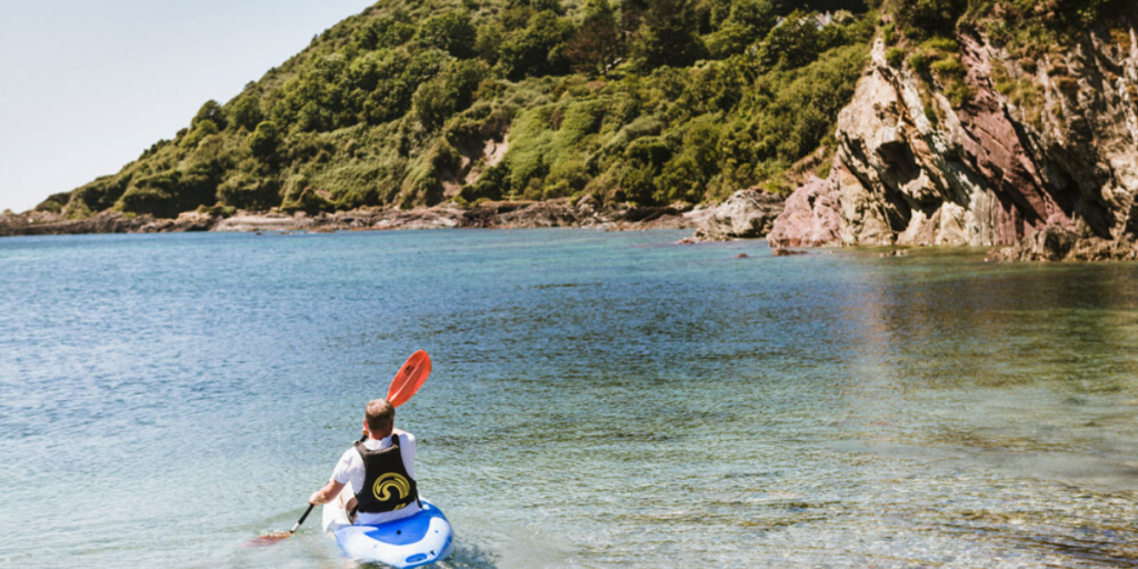 Things to do in Cornwall this Autumn - get on the water