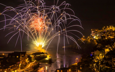 The best places to see fireworks around The Bay Talland
