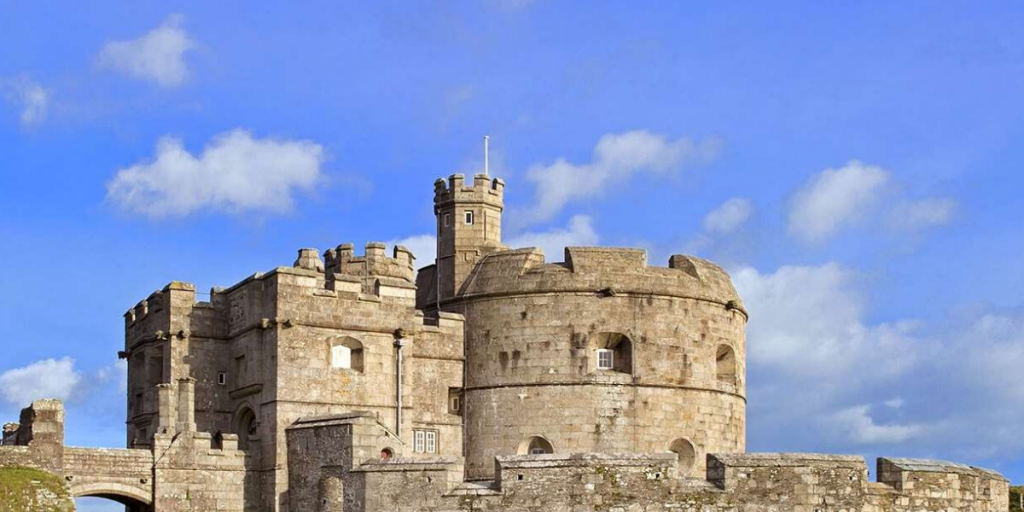 visit Pendennis Castle on your 2020 holiday in Cornwall